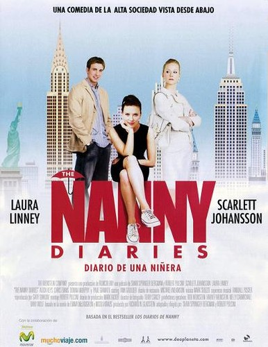 Diario de una niñera (The Nanny Diaries) (2007) [BRrip 720p] [Latino] [Comedia]