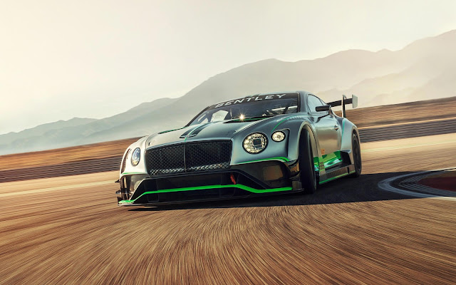 Bentley Continental GT3 para PC, Notebook, iPhone, Android e Tablet.