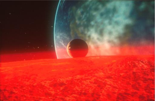 Genesis Planet Star Trek III
