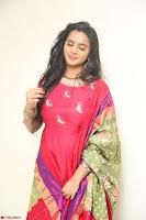 Manasa in Pink Salwar At Fashion Designer Son of Ladies Tailor Press Meet Pics ~  Exclusive 71.JPG