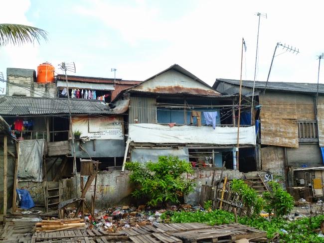 Miseria en Yakarta