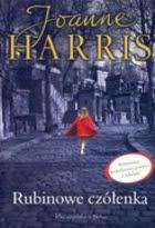 """""""Rubinowe czółenka"""" Joanne Harris"""