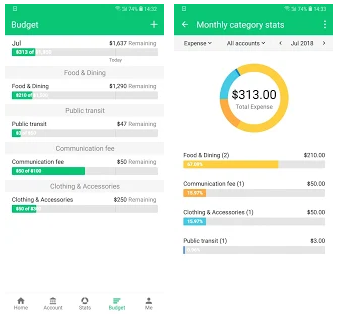 Sprouts : Money Manager , Expense and Budget