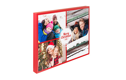 Advent Calendar Self Made : Online digital photographic processing