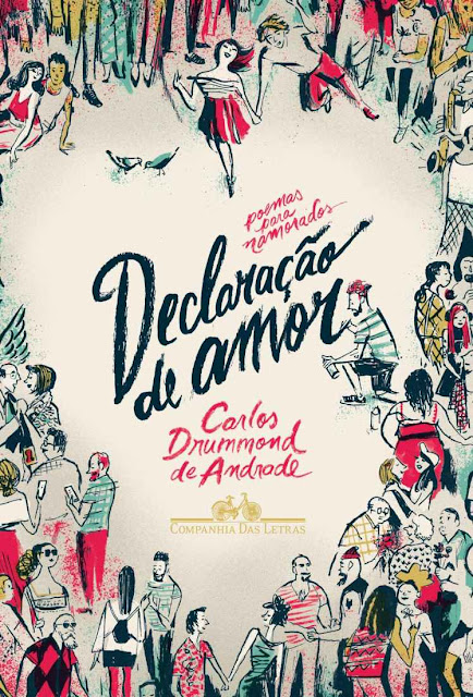 Declaração de amor Carlos Drummond de Andrade