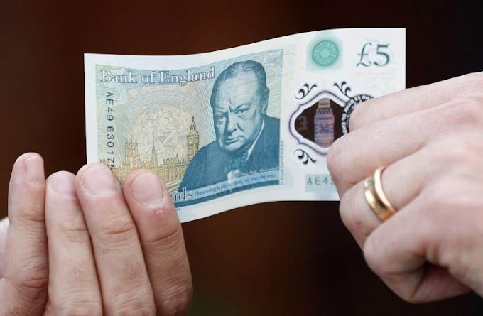 UK to continue using animal fat traces in new bank notes, despite protests by Hindus and others
