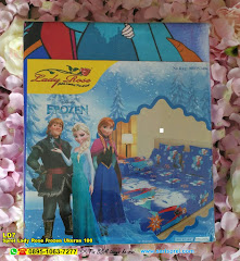 Sprei Lady Rose Frozen Ukuran 180