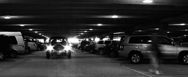Aparcamiento de coches y Derecho civil