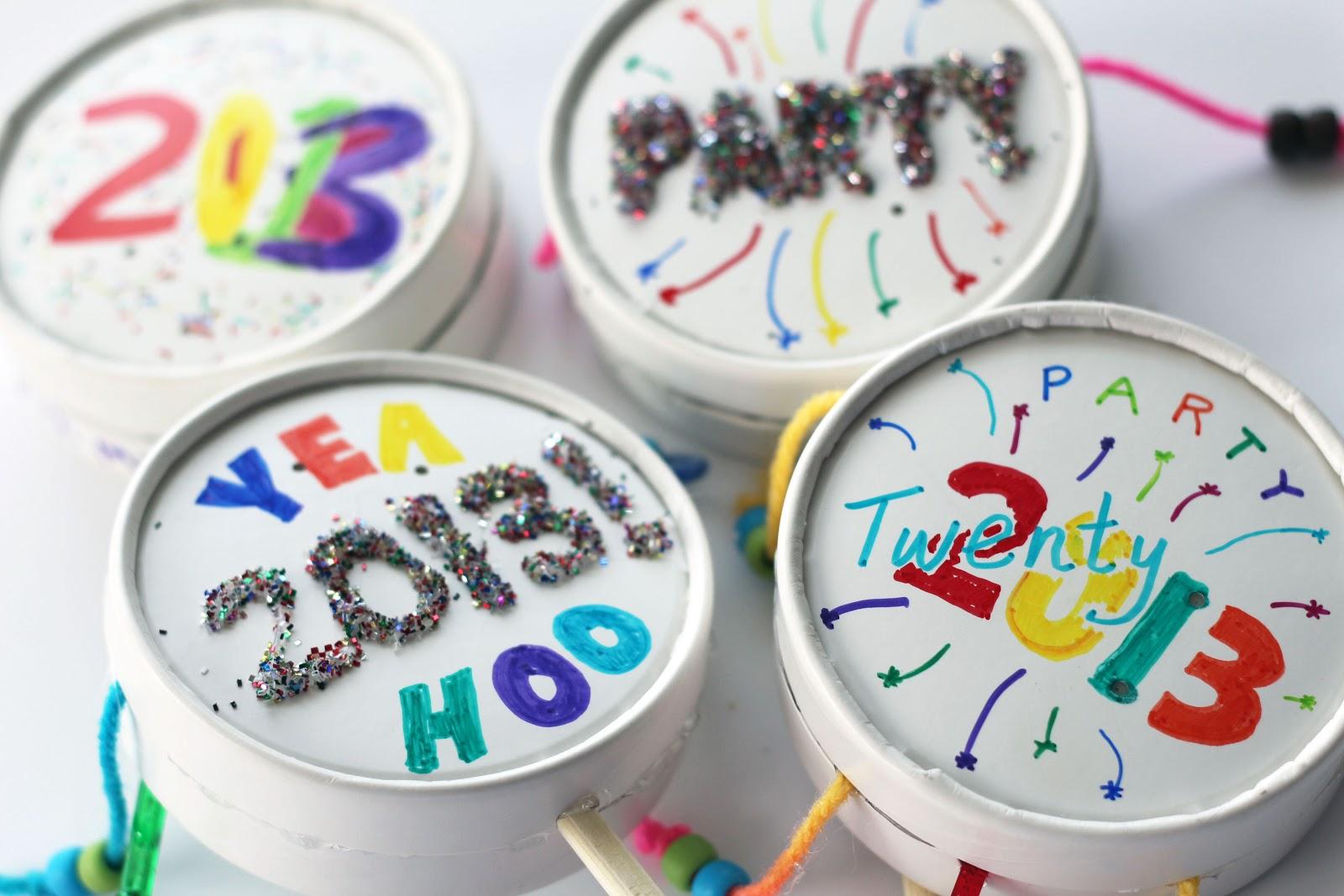 Noise Maker Crafts Preschool