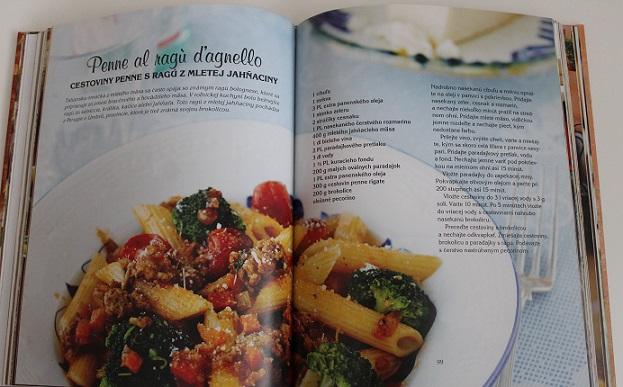 talianske jedlo