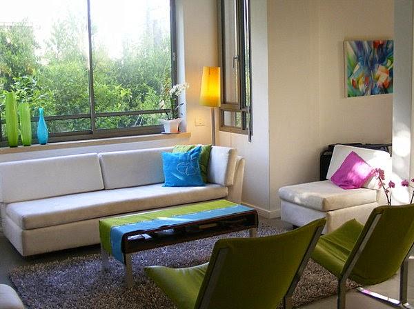 Contoh desain ruang tamu minimalis ukuran 2x3