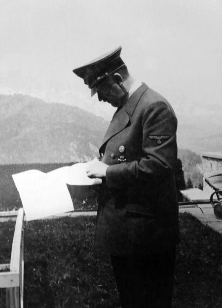 17 July 1940 worldwartwo.filminspector.com Hitler Berghof