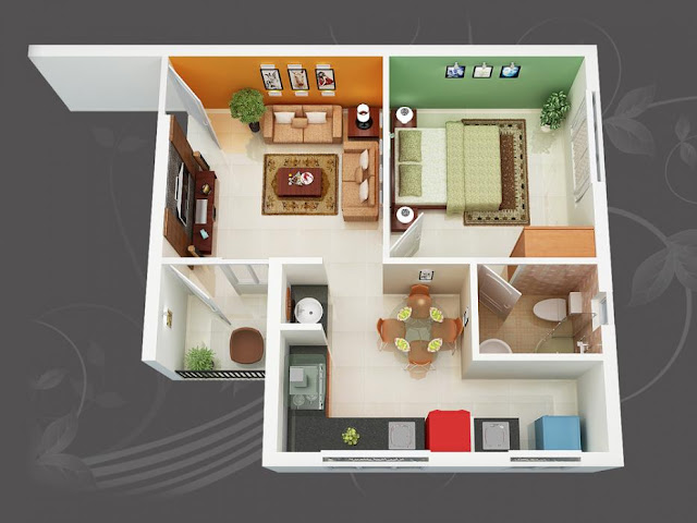 Ozone Urbana Floor Plan