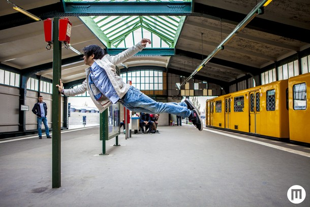 Levitation Photography Examples