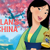"As ""outras Mulan's"" da China"