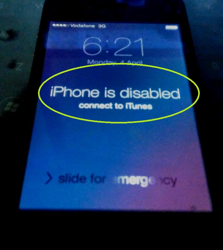 iphone 5 is disabled connect to itunes iphone 6 7 iphone is disabled connect to itunes 20480