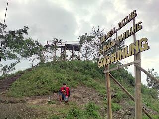 Wisata Menara Pandang Soko Gunung 780mdpl wonogiri wisataarea.com