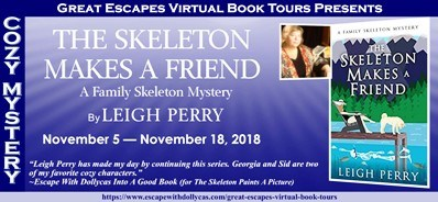 Upcoming Blog Tour 11/6/18
