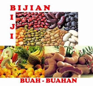 Perbanyak makan buah-buahan dan biji-bijian
