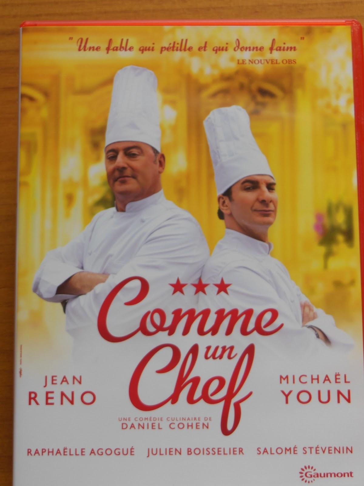 Funny French Movie Comme Un Chef