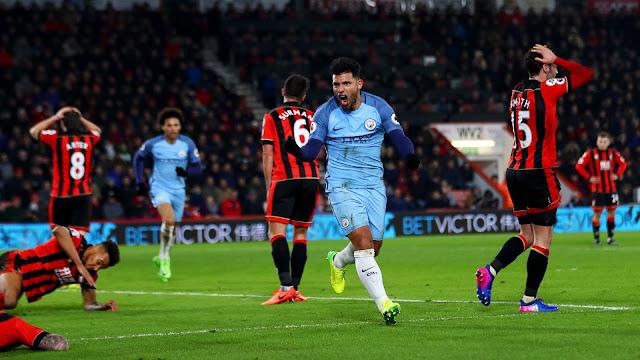 Prediksi Liga Inggris Pekan 19 : Manchester City vs Bournemouth