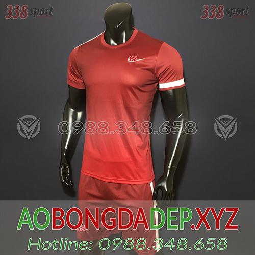 Áo Nike GiNa 2019 Màu Đỏ Đô Đẹp