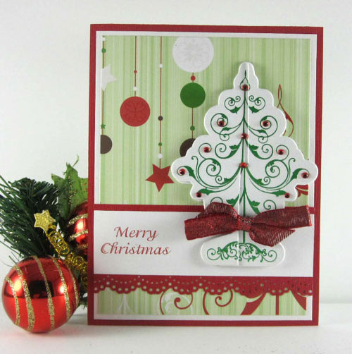 Handmade Christmas Cards Gallery