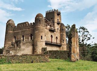 Gondar - Fasil Ghebi - Castillo de Fasilides