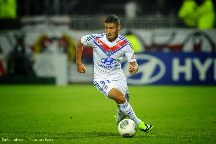Arsenal want to sign Nabil Fekir