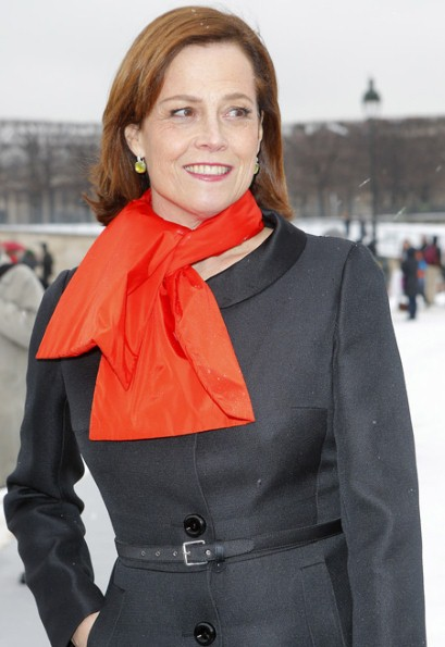 Sigourney Weaver Filmography And Biography On Movies Film: Chatter Busy: Sigourney Weaver Weight