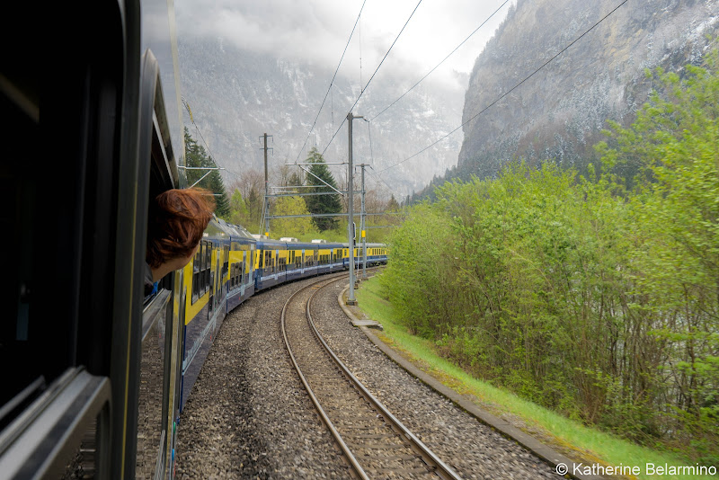 Head out the Train Window 5 Reasons Why You'll Want the Swiss Travel Pass