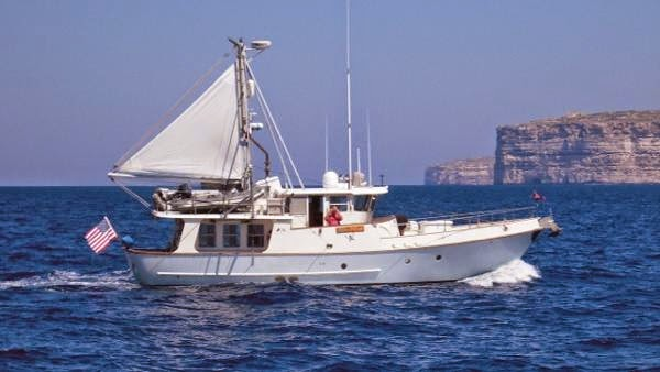 Nordhavn Sales Blog: Nordhavn Yacht Brokers