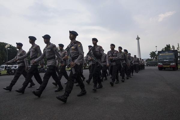 Kapolda Metro Jaya Terbitkan Maklumat Larang Unjuk Rasa Makar