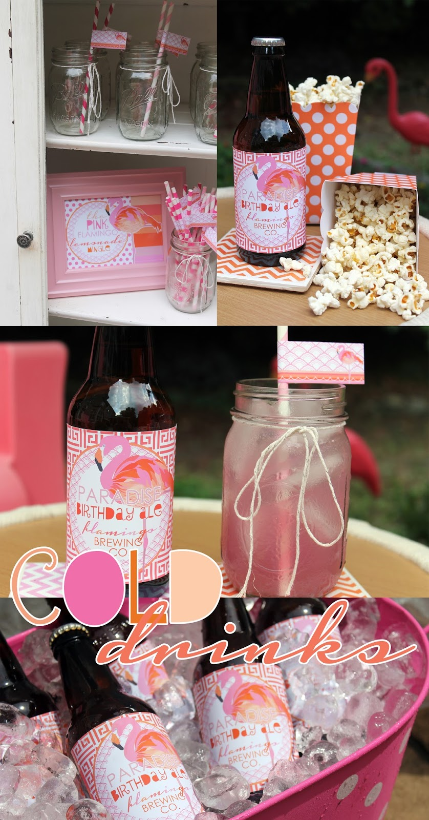 http://www.partyboxdesign.com/item_1672/Flamingo-Pool-Party-Beer-Label.htm