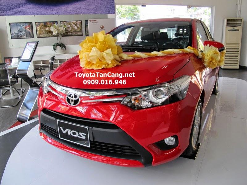 Giá xe Toyota Vios 2014