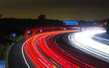 Wallpaper: Traffic Highway