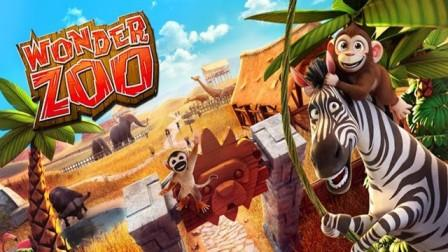 Wonder Zoo Animal Rescue Gameloft Mod Apk