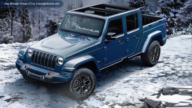 Spesifikasi Jeep Wrangler Terbaru 2018