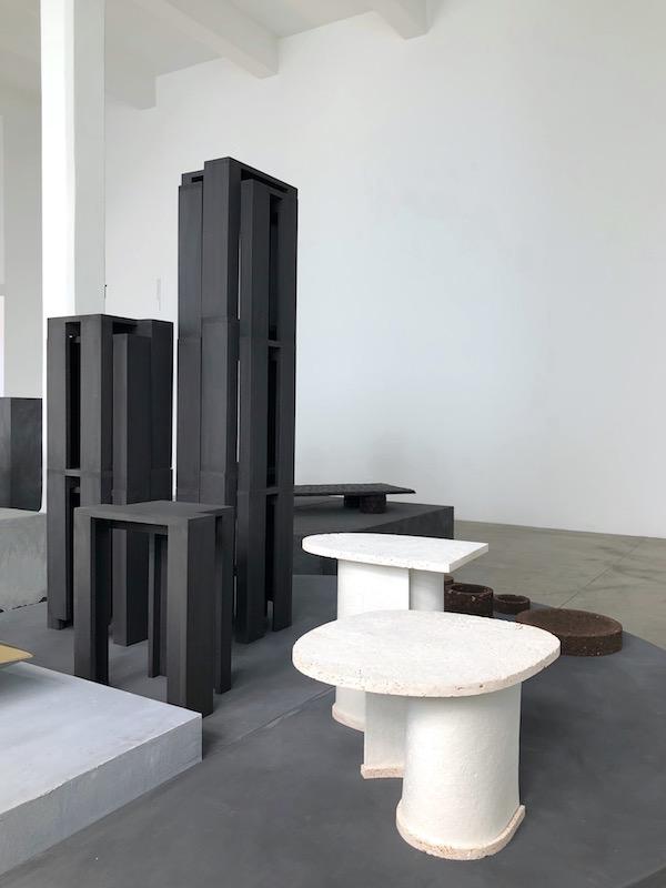 Chaud Side tables by Charlotte Jonckheer