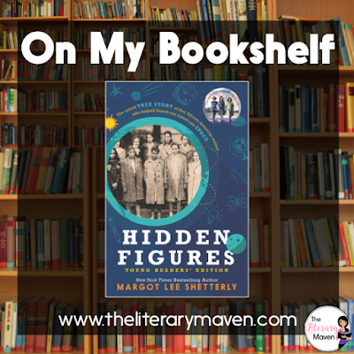 Hidden Figures by Margot Lee Shetterly is a wonderful mix of history lesson and biographical narrative. The text explains the challenges of African Americans from roughly the 1940s through the 1970s, but makes the information personal through the stories of Dorothy Vaughan, Mary Jackson, Katherine Johnson, and Christine Darden. Read on for more of my review and ideas for classroom application.