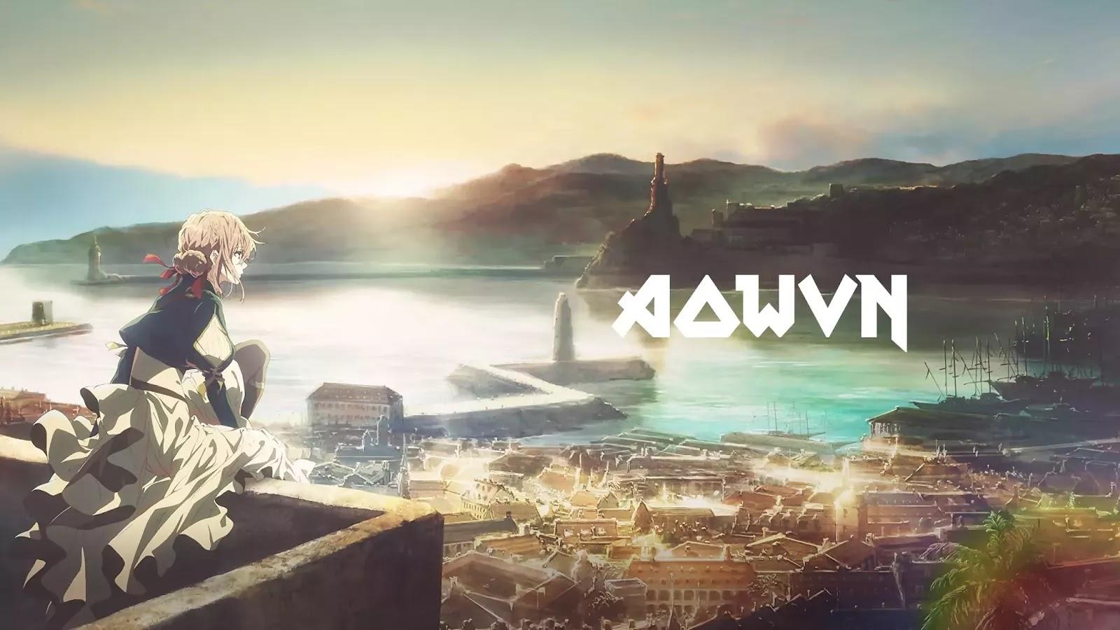 AowVN.org min%2B%25281%2529 - [ Anime 3gp Mp4 ] Violet Evergarden | Vietsub - Siêu Phẩm
