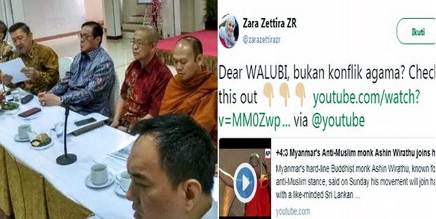 Buddha Indonesia: 'Kasus Rohingya Tak Terkait Agama', Video Ini Tampar Kebohongan Mereka