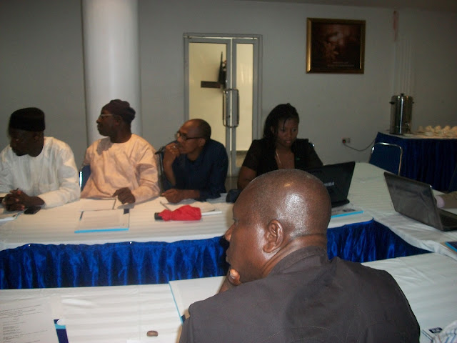 """""""THE 2012 BUDGET IS A FAILURE"""" - CLEMENT NWANKWO"""