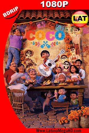 Coco (2017) Latino HD BDRIP 1080P - 2017