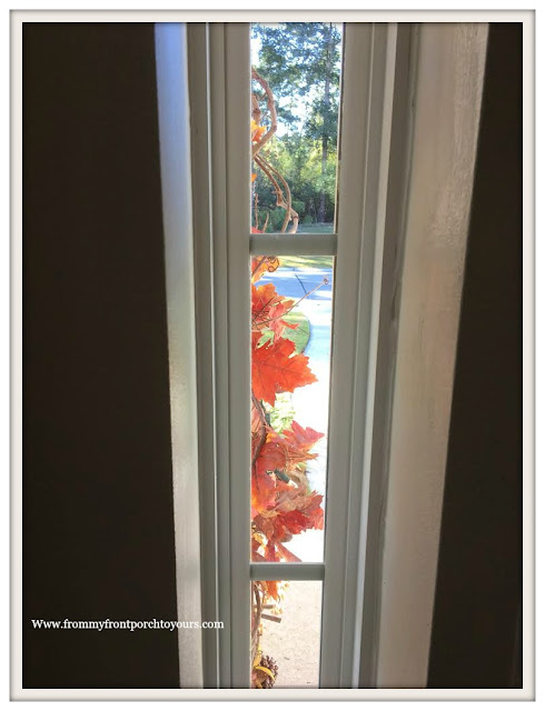 Privacy-Front Door Windows-DIY-From My Front Porch To Yours