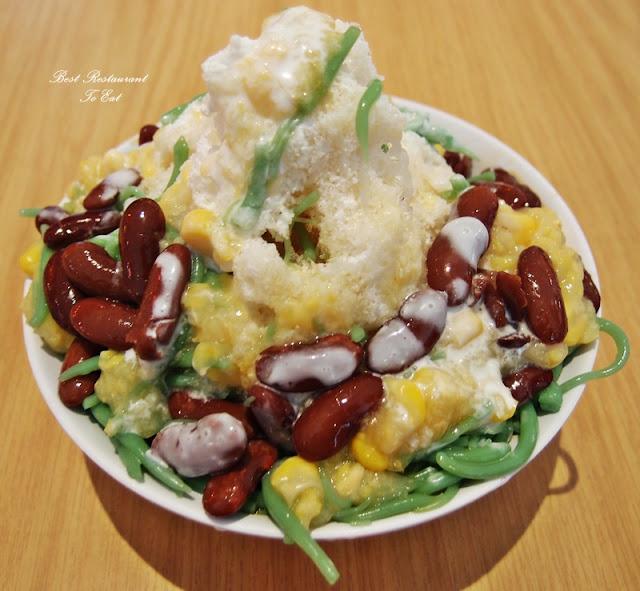 ABC CENDOL Merdeka 2016 Hawker Street Food Marriot Putrajaya Selangor