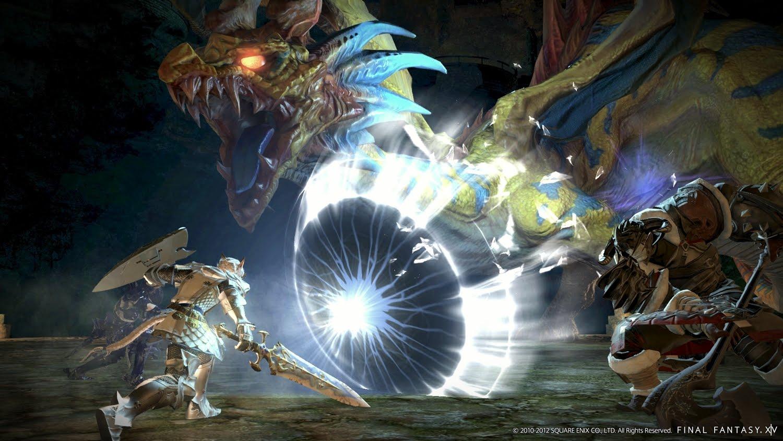 Vocaloid Anime Wallpaper Final Fantasy Xiv A Realm Reborn