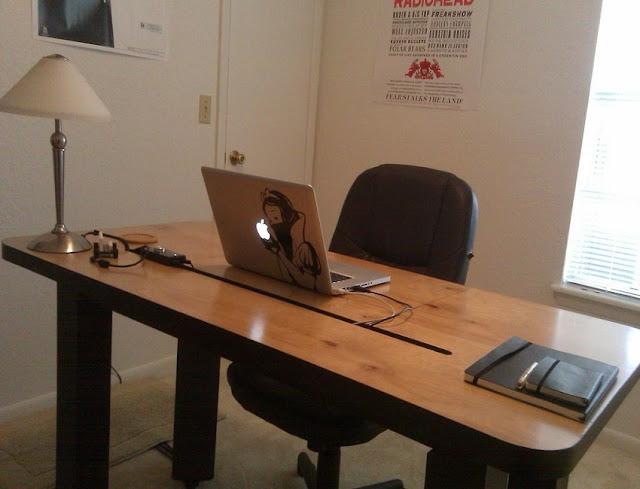 best wooden home office desk diy plans design ideas