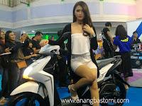 Mio S, Skutik Jaman Now