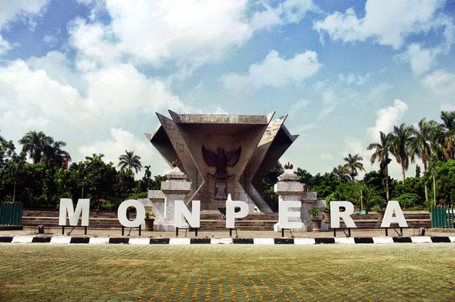 Monpera (monumen perjuangan rakyat)